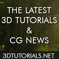 3D Tutorials & Computer Graphics News