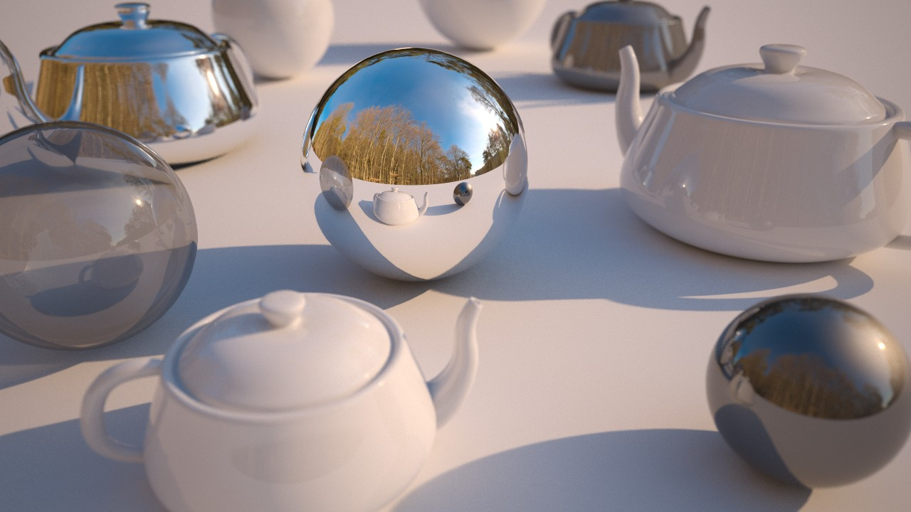 how to use hdri unreal4