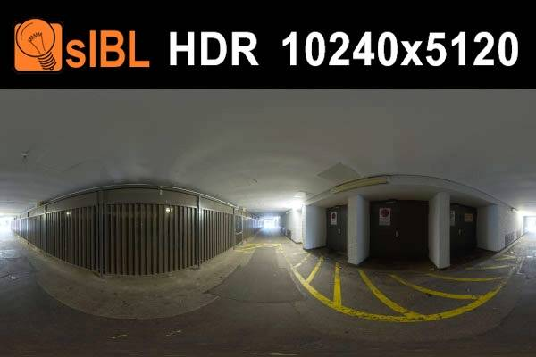HDR 110 Tunnel