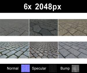 Pack 003 Pavement 2048