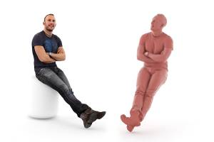 3D People: Man Pierre 0195