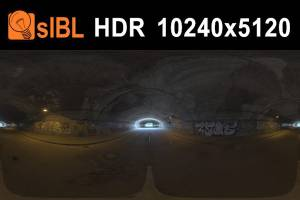 HDR 119 Tunnel