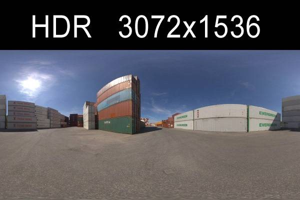 HDR Container (free)