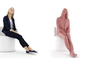 3D People: Woman Kati 0177