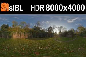 HDR Stonewall (free) - Free high resolution hdr environment in .hdr format including gi map and tonemapped version. 