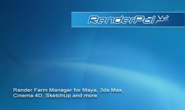 RenderPal V2 - the Render Farm Manager