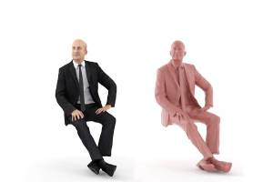 3D People: Man Dave 0249