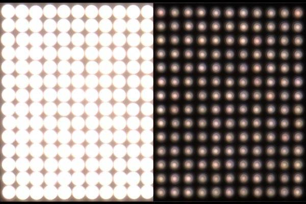 HDR Light LED Grid