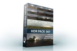 HDR Pack 007 - 11 high resolution hdr sIBL Sets. Each set also contains the corrosponding source hdr. Save 40% over buying individually.
