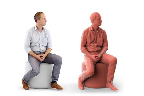 3D People: Man Max 0063