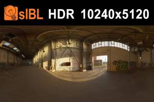 HDR 127 Industrial Hall