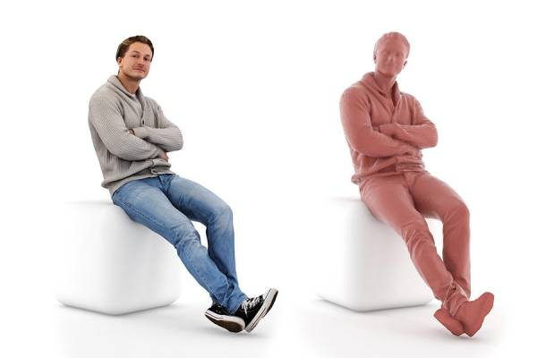 3D People: Man Ben 0193