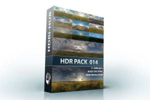 HDR Pack 014 - 11 high resolution hdr environments of beautiful skies. Save 40% over buying individually.