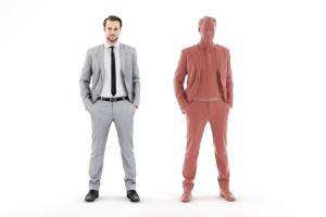 3D People: Man Joscha 0117
