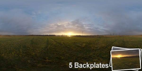 HDR 106 Dawn Plates - Layout License
