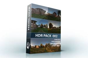 HDR Pack 002 Ruin