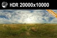 HDR 164 Cloudy Sky 20k