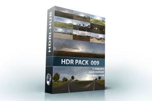 HDR Pack 009 - 11 high resolution hdr sIBL Sets. Each set also contains the corrosponding source hdr. Save 40% over buying individually.